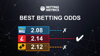 See our Betting Odds 6