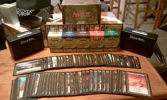 Check out Magic The Gathering Deck Builder 11